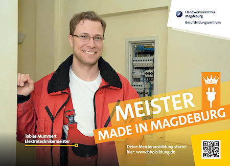 Tobias Mummert - Meister made in Magdeburg