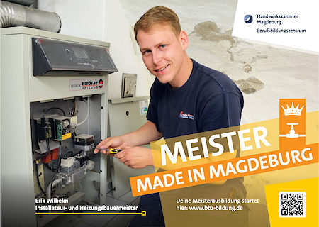 Erik Wilhelm - Meister made in Magdeburg