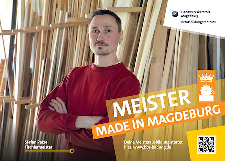 Stefan Patze - Meister made in Magdeburg