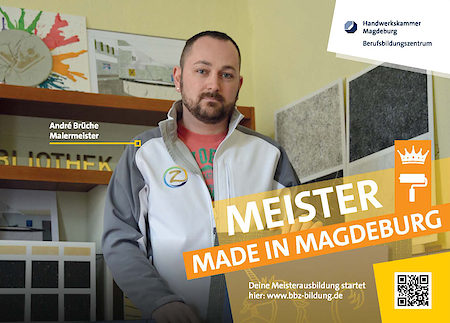 André Brüche - Meister made in Magdeburg
