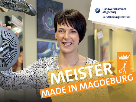 Britta Uhde - Meister-made-in-Magdeburg