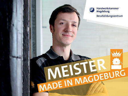 Georg Zwerschke - Meister-made-in-Magdeburg